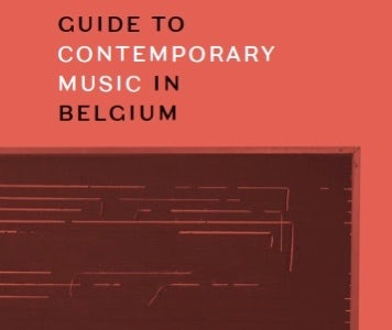 contemporary music in belgium
